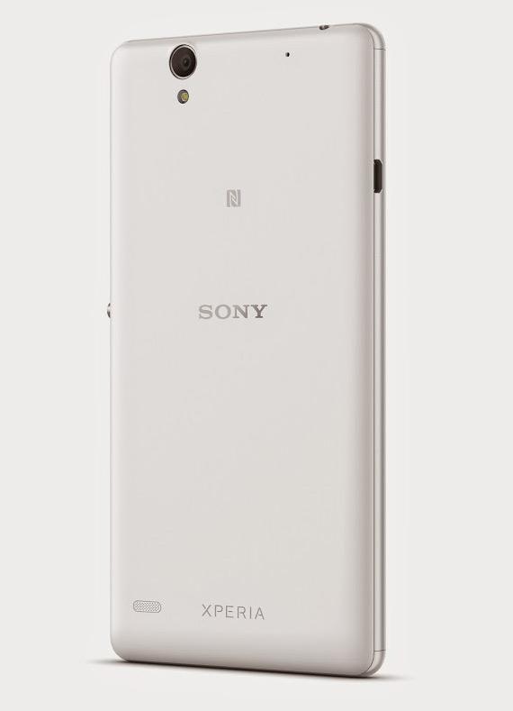 Sony-Xperia-C4-back-white