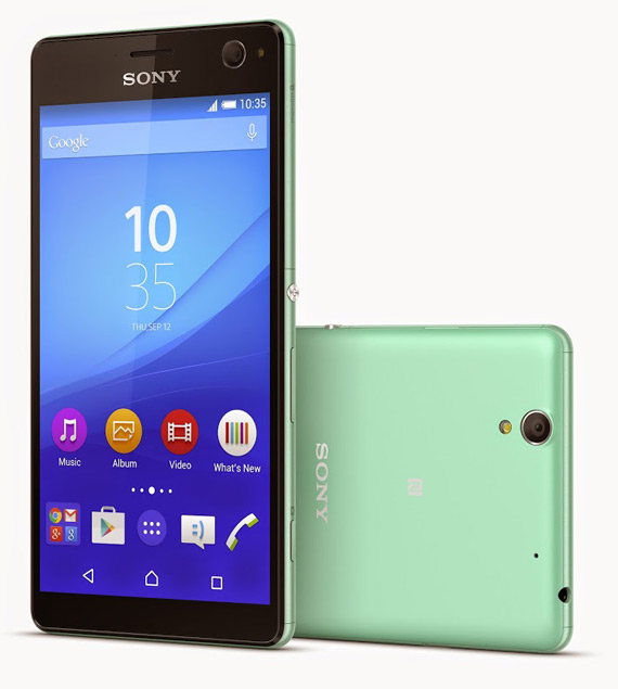 Sony-Xperia-C4-lime