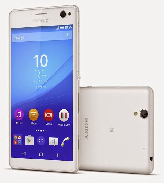 Sony-Xperia-C4-white