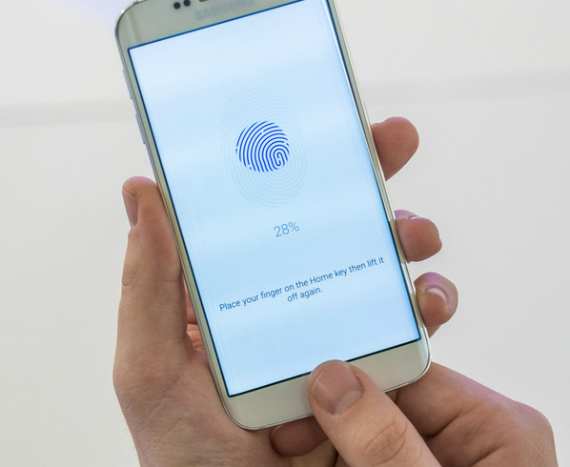 android m fingerprint