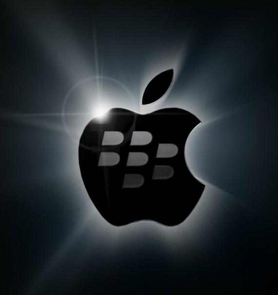 blackberry apple