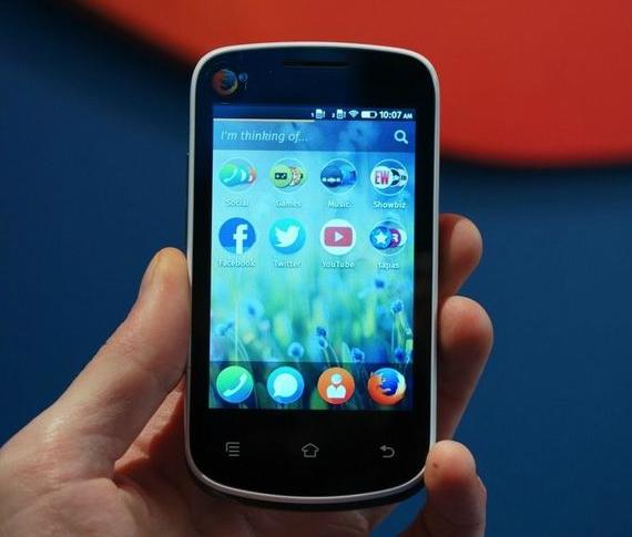 mozilla smartphone