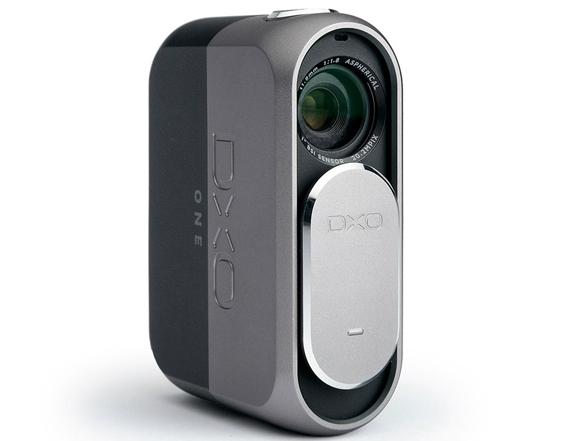 DxO ONE iPhone