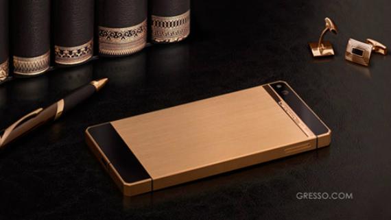 Gresso Regal Gold