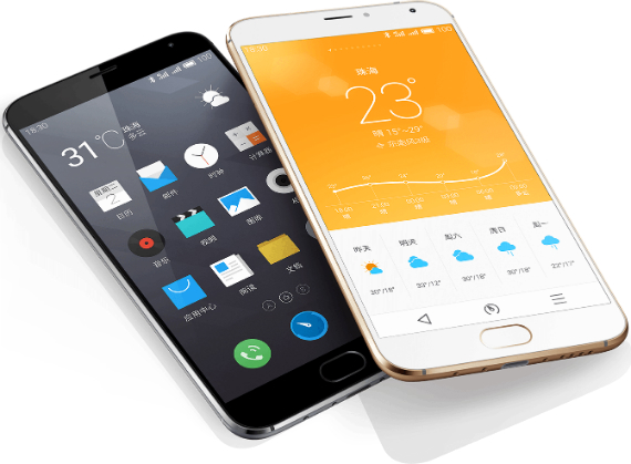 Meizu MX5 official