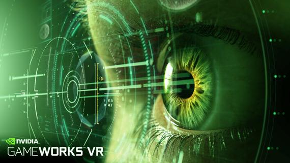 NVIDIA Gameworks VR logo