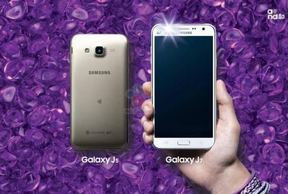 Samsung Galaxy J5 official