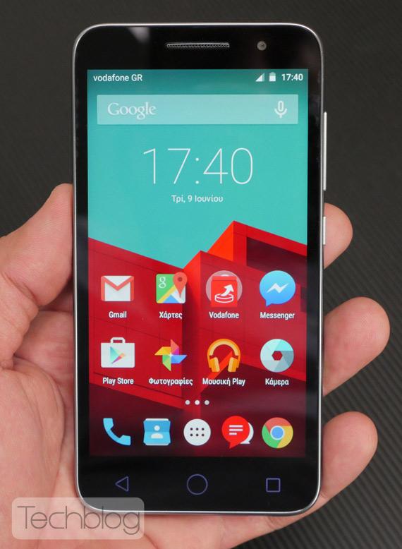 Vodafone Smart Prime 6 TechblogTV
