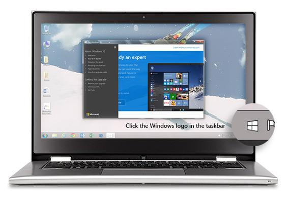 Windows 10 get update