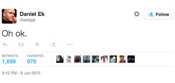 spotify tweet