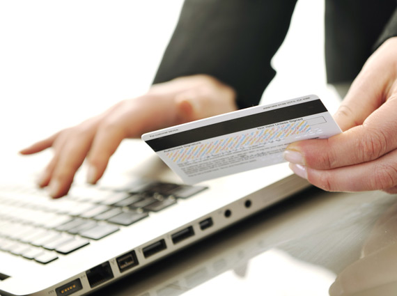 web banking payment