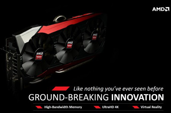 AMD Radeon R9 Fury Fiji Pro