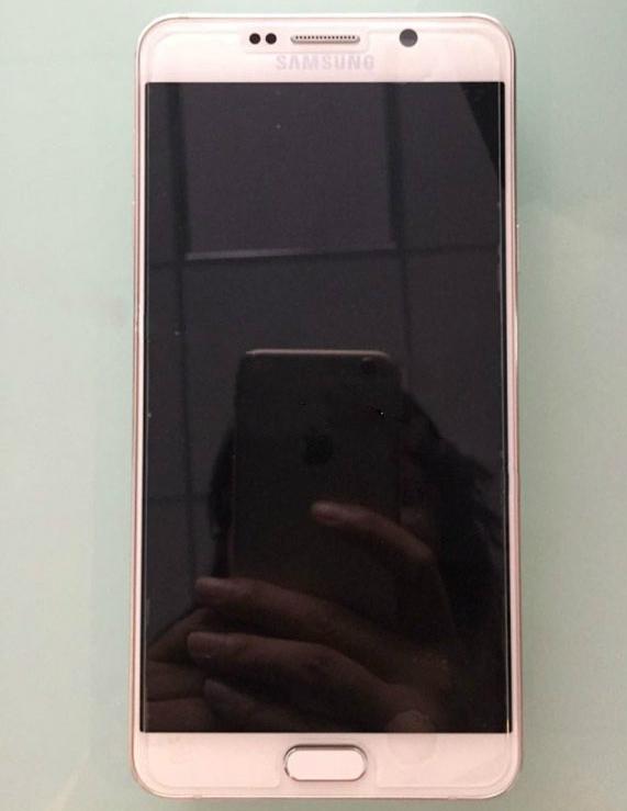 Galaxy Note 5 S6 edge