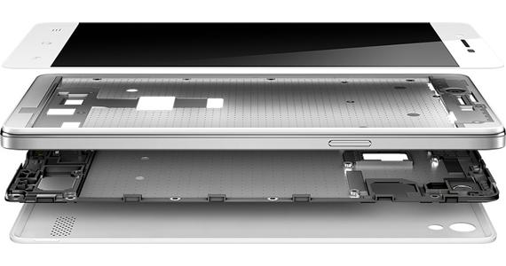 Oppo Mirror 5 revealed