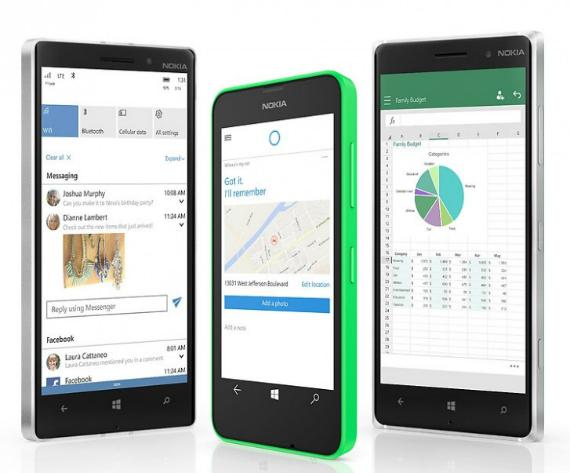 lumia w10 mobile