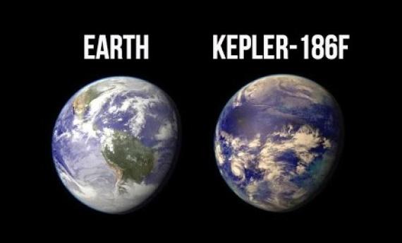 nasa kepler 186f