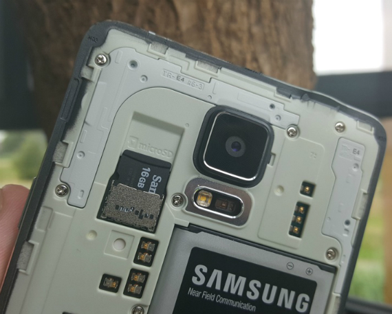 note 4 sd card