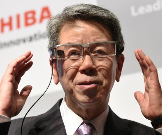 toshiba hisao tanaka