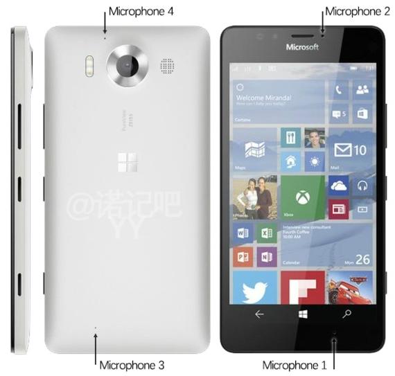 Microsoft Lumia 940 950