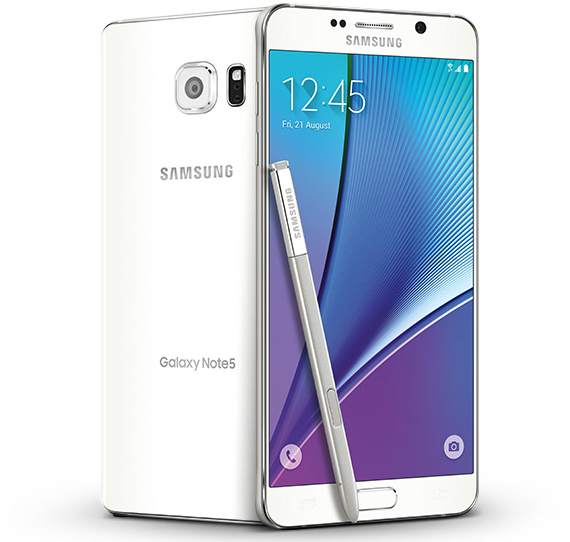samsung galaxy note 5 official