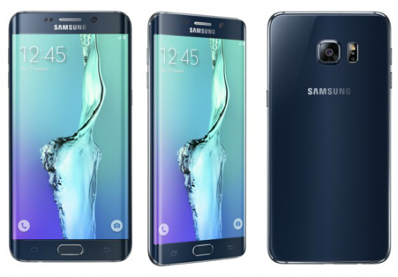 Samsung galaxy s6 edge plus official