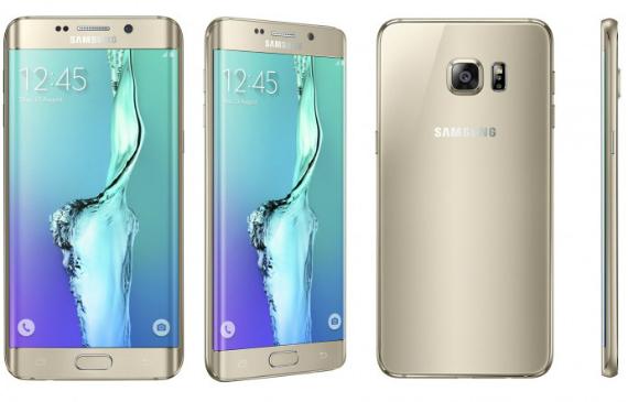 Samsung galaxy s6 edge plus official