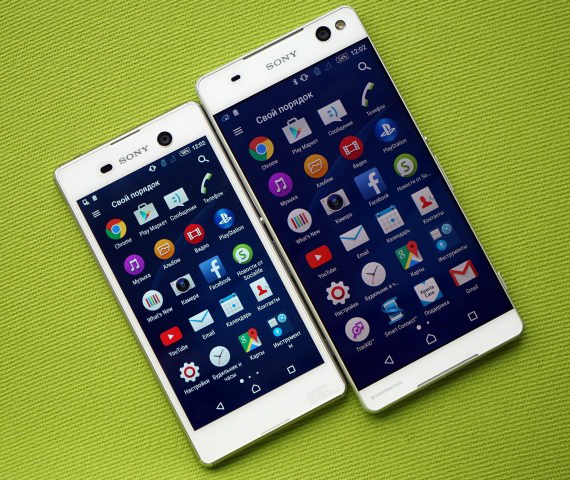 Sony Xperia C5 Ultra vs Xperia M5