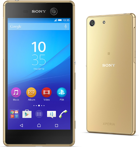 Sony Xperia M5 official