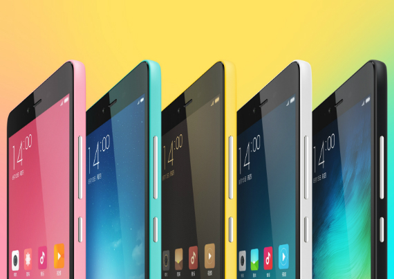 Xiaomi Redmi Note 2 official