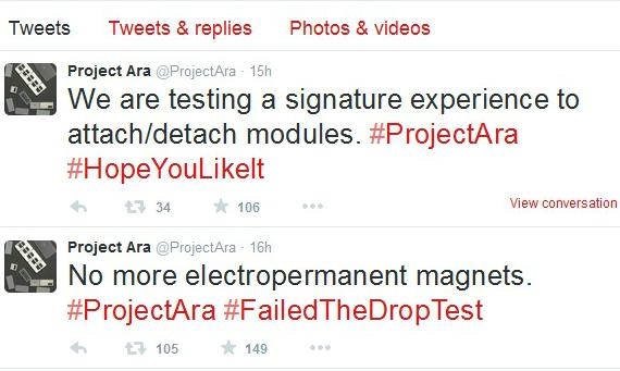 delay project ara