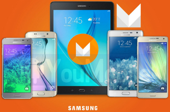 samsung android m updates