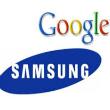 samsung google logo