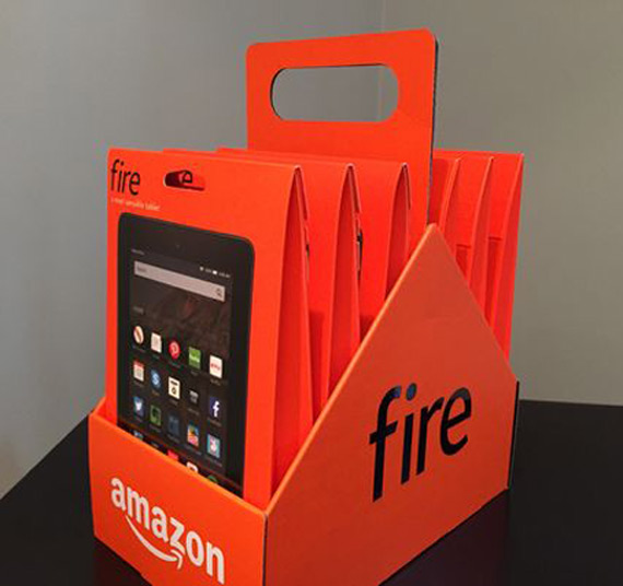 Amazon Fire new cheap tablet