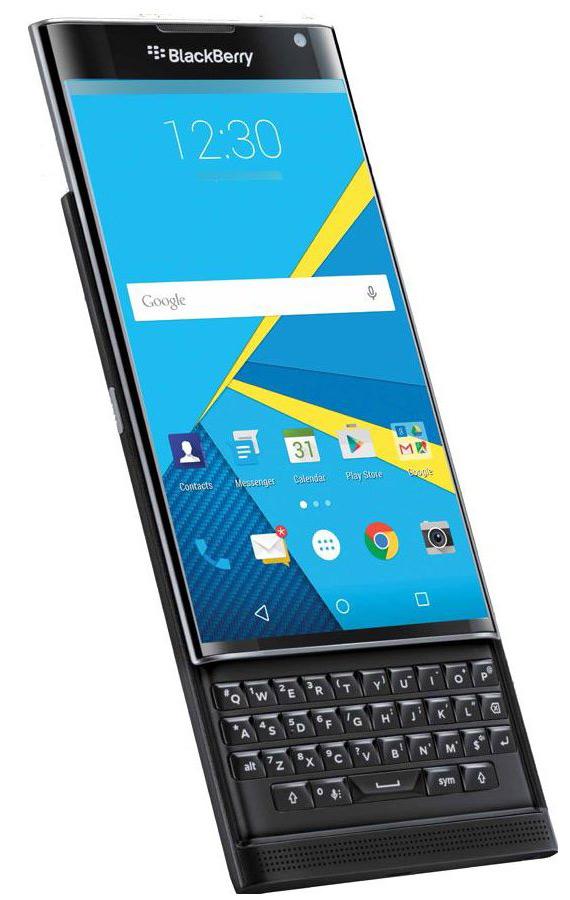 BlackBerry Priv aka Venice
