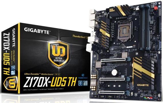 Gigabyte Z170X-UD5 TH