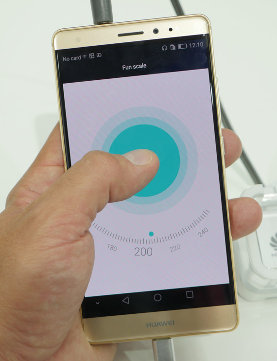 Huawei Mate S Luxury Edition hands-on