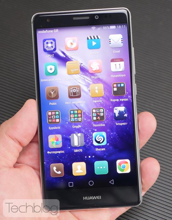 Huawei Mate-S hands-on TechblogTV