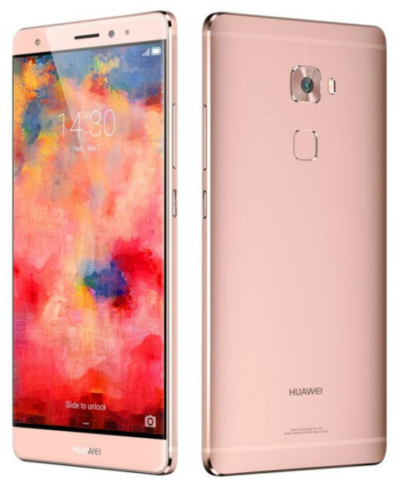 Huawei Mate S official