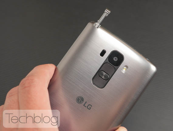 LG G4 Stylus hands-on TechblogTV