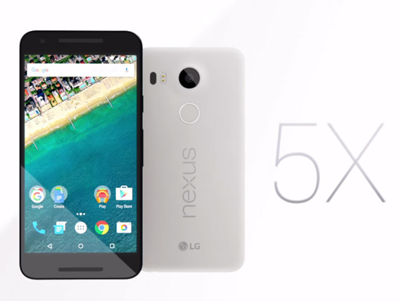 Nexus 5X revealed official