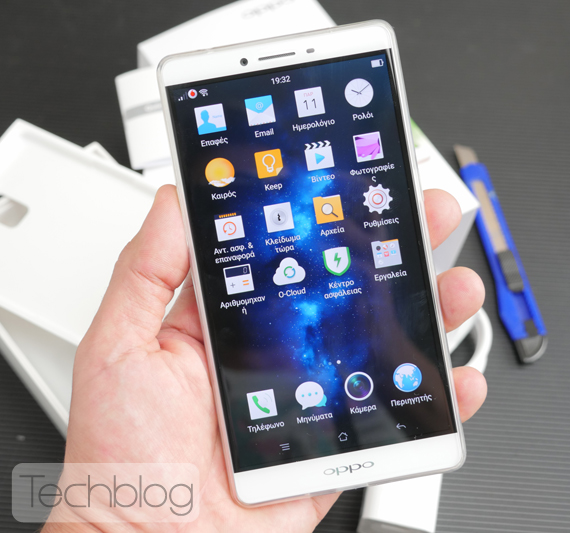 OPPO R7 Plus unboxing TechblogTV