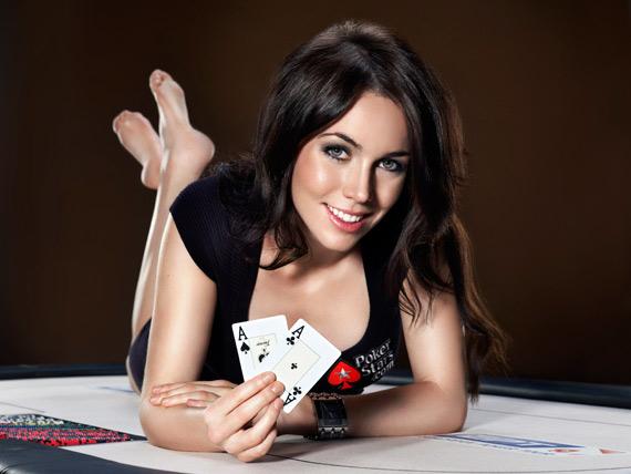 PokerStars girl