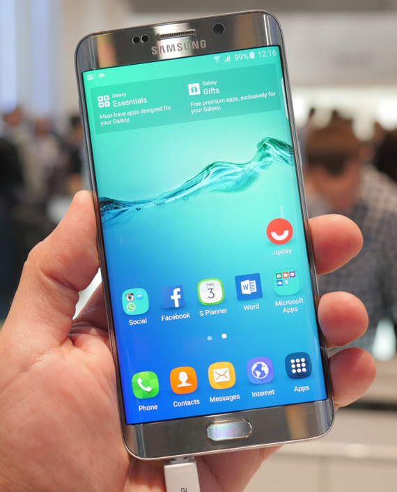 Samsung Galaxy S6 Edge Plus hands-on
