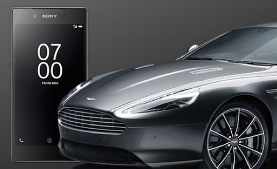 Sony Xperia Z5 James Bond edition Vodafone