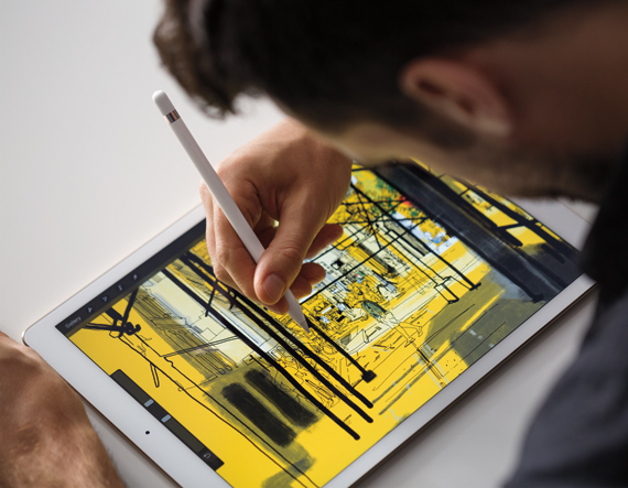 iPad Pro revealed