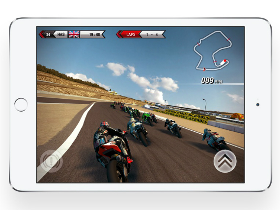 iPad mini 4 official