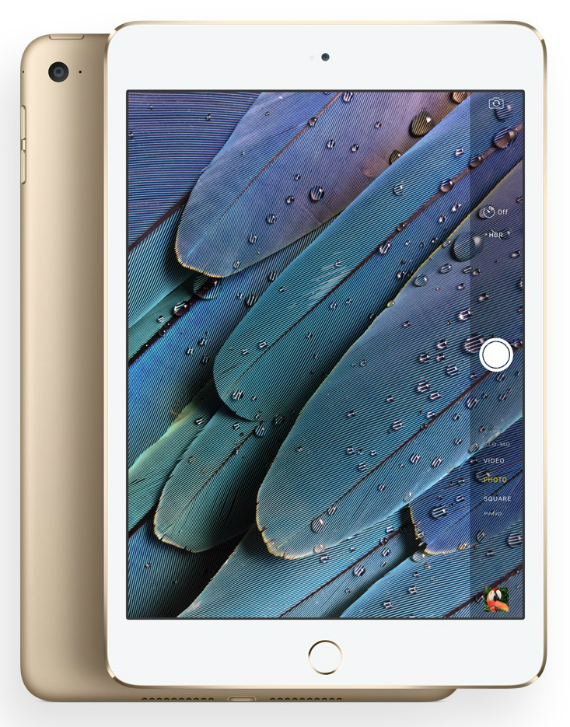iPad mini 4 official