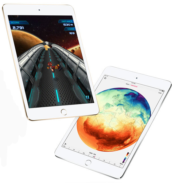 iPad mini 4 revealed 1