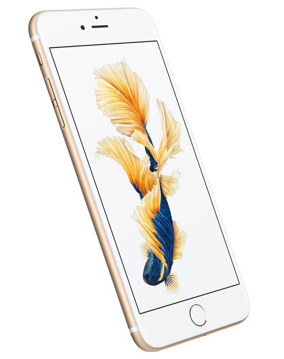 iPhone 6s Plus revealed