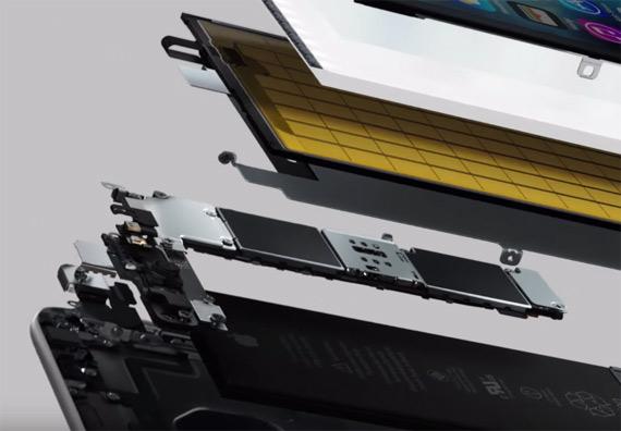 iPhone 6s dual core cpu
